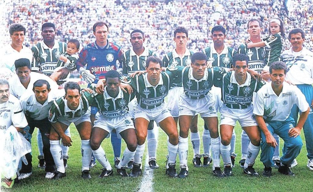 Conheça as 7 ocasiões em que o Palmeiras foi campeão em cima do Corinthians