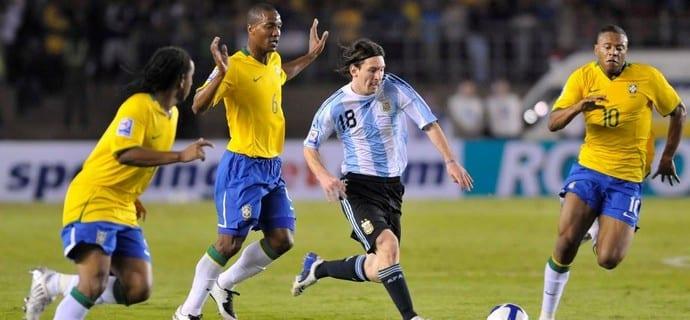 O que você sabe sobre os confrontos entre Brasil e Argentina?