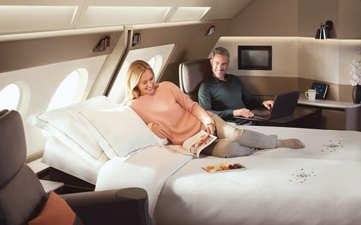 As 10 companhias aéreas mais luxuosas do mundo