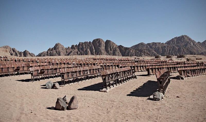 8 coisas inusitadas encontradas no deserto