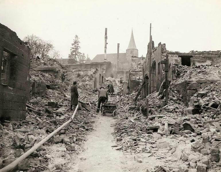 15 imagens inéditas da Segunda Guerra Mundial