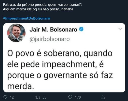 Bolsonaro - impeachment