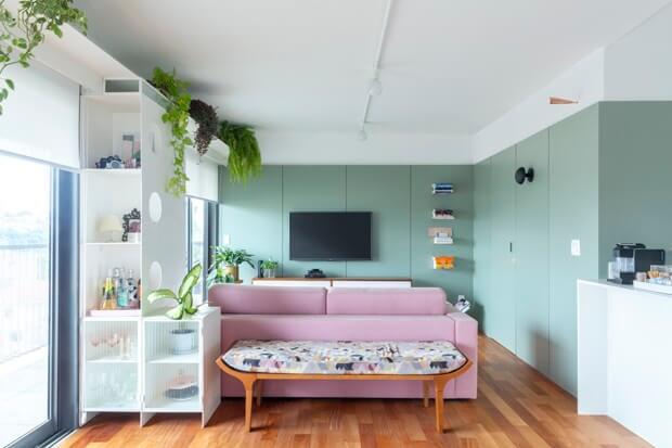 casa dos sonhos - Libra