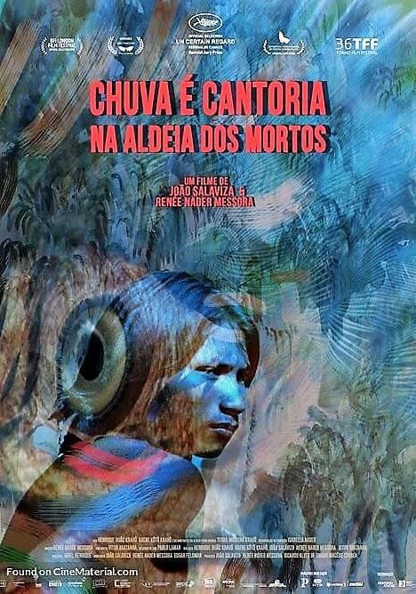 filmes indígenas - chuva é cantoria na aldeia dos mortos