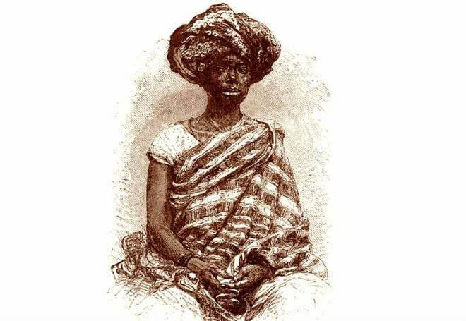 mulheres negras - Dandara