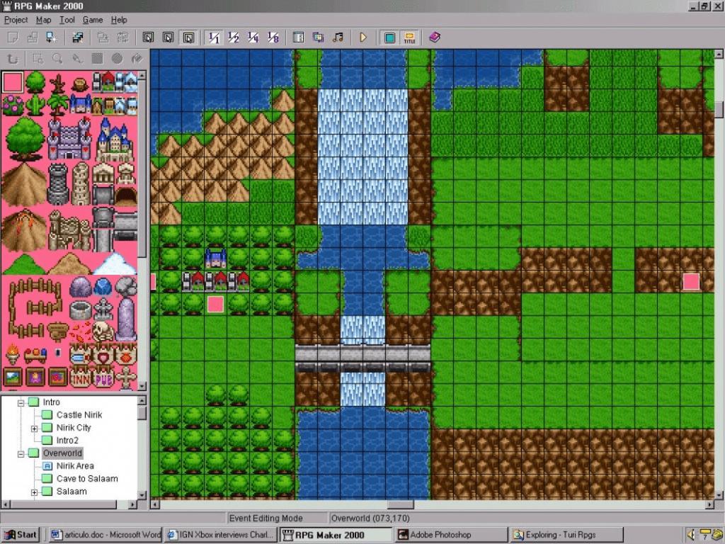 criar jogo - rpgmaker